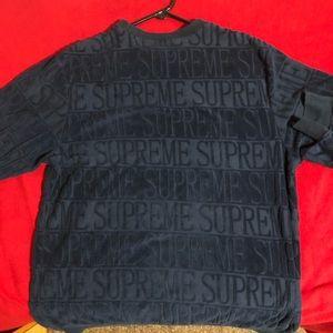 100% Authentic Supreme Sweater